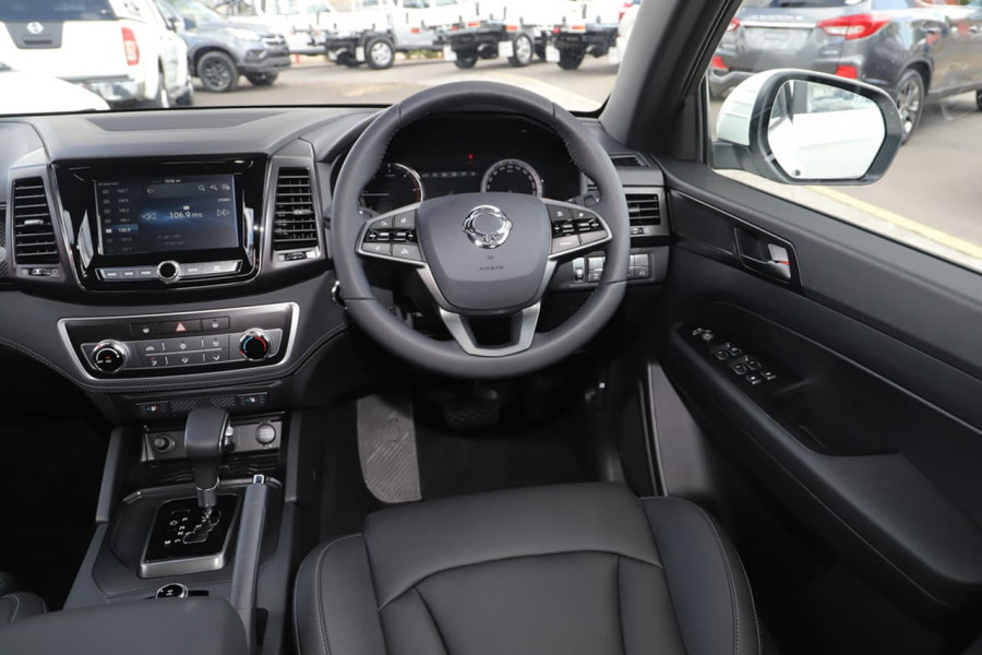 2021 MY20.5 SsangYong Musso Q200 Ultimate Utility Image 9