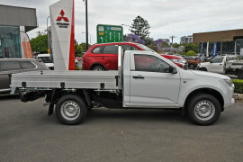 2020 MY21 Isuzu UTE D-MAX RG SX 4x2 Single Cab Chassis Cab chassis Mobile Image 9