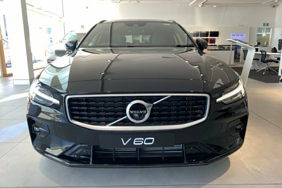 2019 MY20 Volvo V60 F-Series T5 R-Design Wagon Image 17