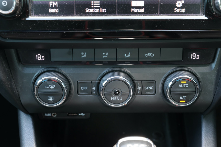 2014 MY15 Skoda Octavia NE MY15 RS Wagon Image 13