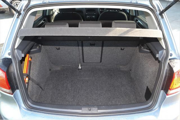 2011 Volkswagen Golf VI MY12 118TSI Comfortline Hatchback Image 4