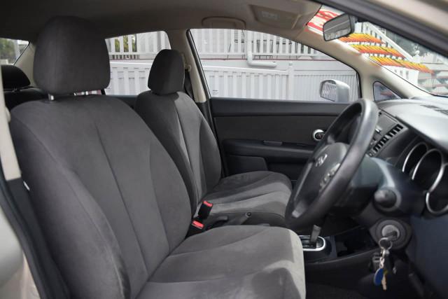 2008 Nissan Tiida C11 MY07 ST-L Sedan Image 11