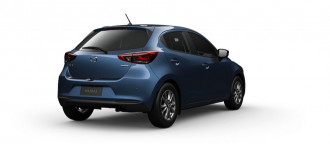 2021 MY20 Mazda 2 DJ Series G15 Pure Hatchback image 13