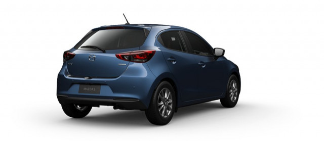 2021 MY20 Mazda 2 DJ Series G15 Pure Hatchback Mobile Image 13