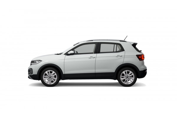 2021 Volkswagen T-Cross C1 85TSI Style Wagon Image 2