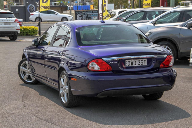2009 Jaguar X-type X400 MY09 Sport Sedan Image 2