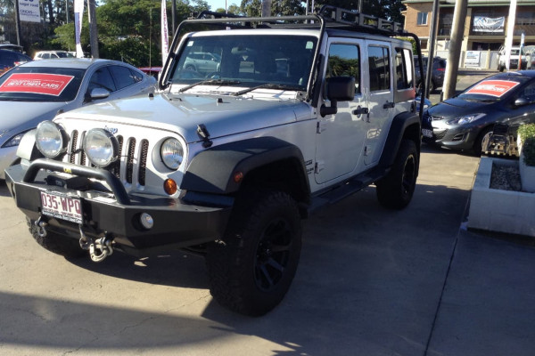 Jeep Wrangler Unlimited JK