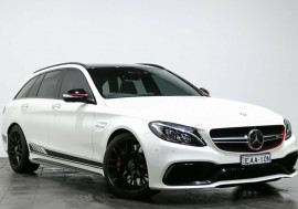 Mercedes-Benz C63 Amg S Edition 1 Mercedes-Benz C63 Amg S Edition 1 Auto