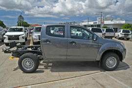 2019 Isuzu UTE D-MAX SX Crew Cab Chassis High-Ride 4x2 Cab chassis Mobile Image 5