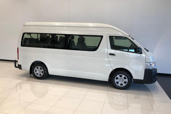 2015 Toyota Hiace KDH223R Turbo Commuter Bus Image 2