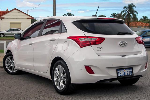 2013 Hyundai i30 Elite