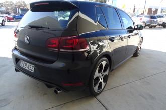 2010 MY11 Volkswagen Golf VI  GTI Hatch