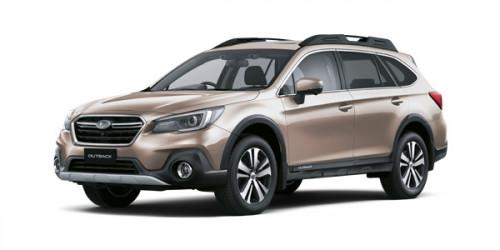 2017 MY18 Subaru Outback 5GEN 2.5i Premium Wagon