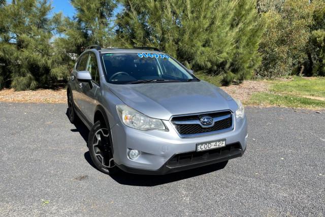 2012 Subaru XV 2.0i-L