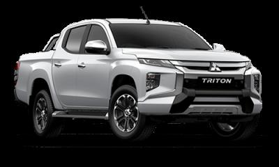 New Mitsubishi Triton