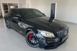 2020 MY01 Mercedes-Benz C-class W205 801MY C63 AMG Sedan