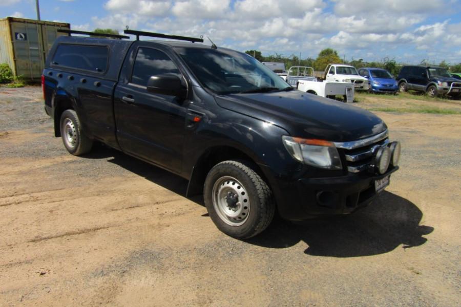 2012 Ford Ranger PX XL Utility