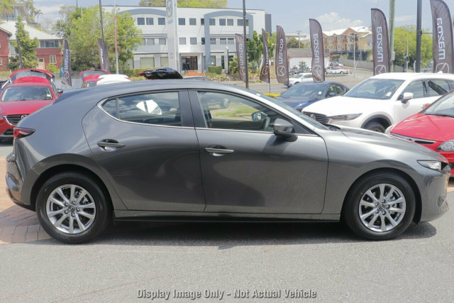 2021 MY20 Mazda 3 BP G20 Pure Hatch Hatchback Mobile Image 2