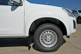 2019 Isuzu UTE D-MAX SX Crew Cab Chassis 4x4 Cab chassis Mobile Image 6