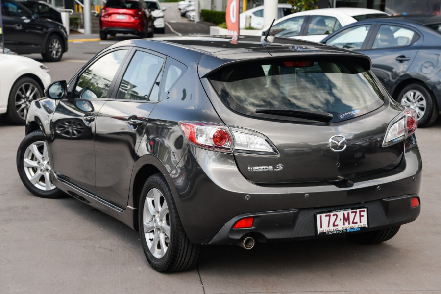 2009 Mazda 3 Sport