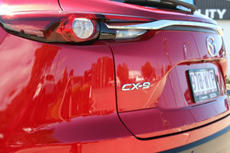 2016 Mazda CX-9 TC Sport SKYACTIV-Drive Suv Image 4