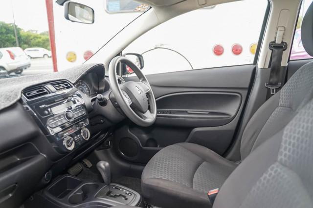 2015 Mitsubishi Mirage LA MY15 ES Hatchback