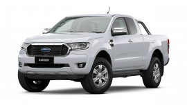 2020 MY21.25 Ford Ranger PX MkIII XLT Super Cab Utility image 9