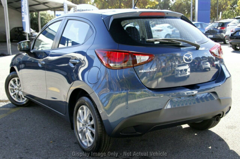 2018 MY19 Mazda 2 DJ Series Maxx Hatch Hatchback