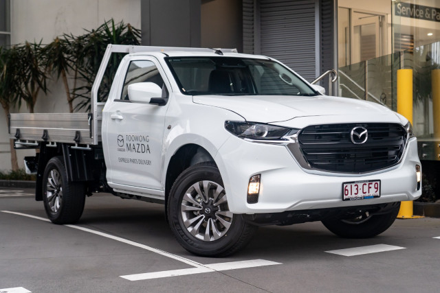 2021 Mazda BT-50 TF XT 4x2 Single Cab Chassis Cab chassis Mobile Image 1
