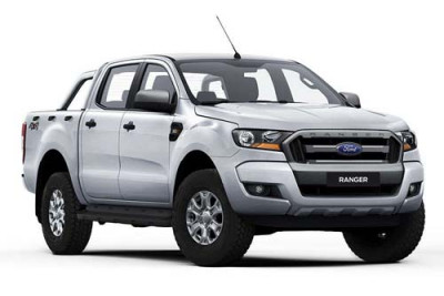 Ford Ranger 4x4 XLS Special Edition Double Cab Pickup 3.2L PX MkII