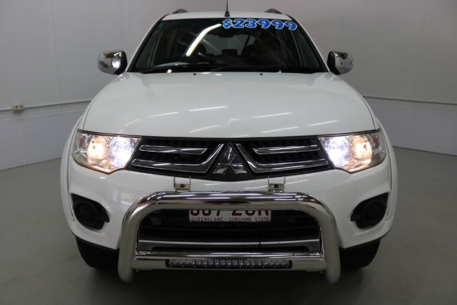 2014 Mitsubishi Challenger PC (KH) MY14 LS Wagon