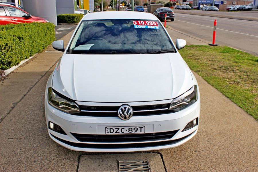 2018 MY19 Volkswagen Polo AW  85TSI 85TSI - Comfortline Hatchback