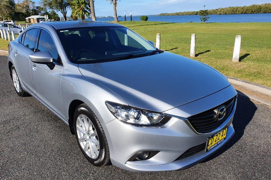 2015 Mazda 6 GJ1032 Sport Sedan Image 2