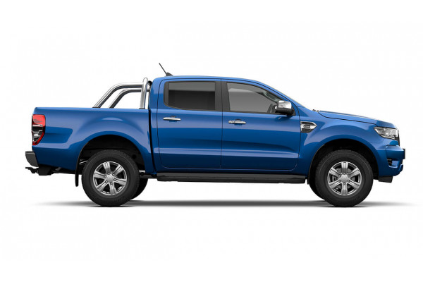 2021 MY21.75 Ford Ranger PX MkIII XLT Double Cab Utility Image 3