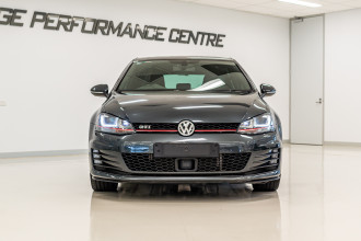 2014 Volkswagen Golf 7 GTI Performance Hatchback