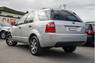 2008 Ford Territory SY SR Wagon Image 4