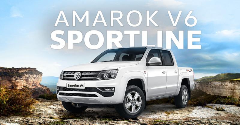 Amarok V6 Sportline