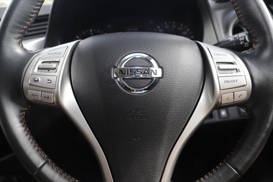 2019 Nissan Navara D23 Series 4 N-TREK Utility Image 17