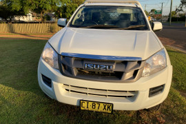 2016 MY15 Isuzu UTE D-MAX Turbo SX Cab chassis