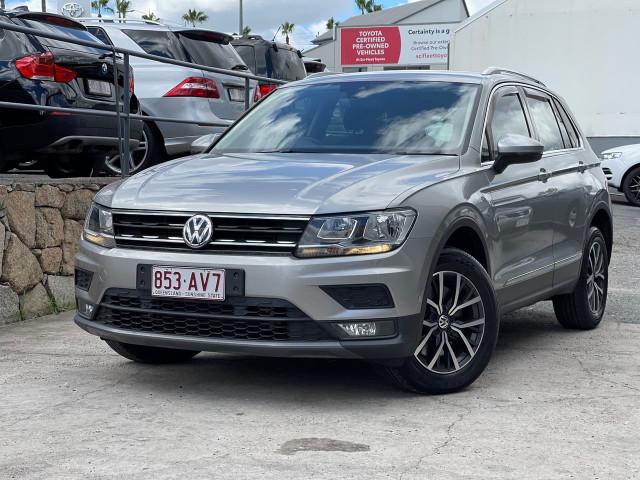 2017 Volkswagen Tiguan 5N MY18 132TSI Comfortline Suv Image 1