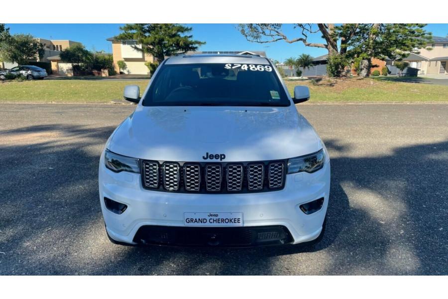 2020 MY21 Jeep Grand Cherokee WK  Night Night Eagle Suv