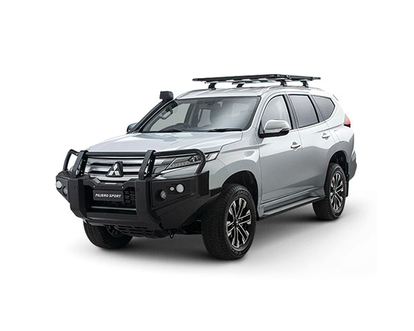Expedition Pack (polished Protection bar)