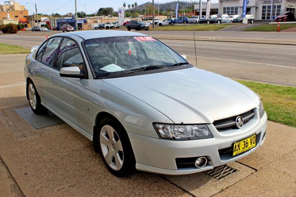2006 Holden Commodore VZ  SVZ Sedan
