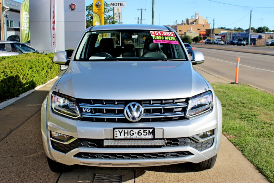 2017 Volkswagen Amarok 2H  TDI550 TDI550 - Ultimate Utility - dual cab