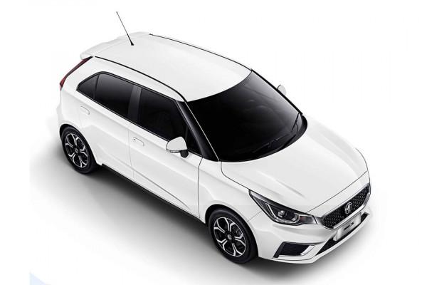 2021 MG MG3 SZP1 Excite Hatch