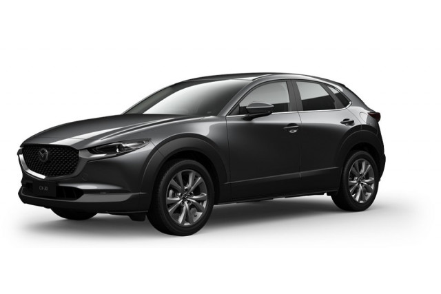 2021 MY20 Mazda CX-30 DM Series G20 Evolve Other