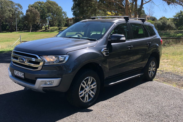 2017 Ford Everest UA Turbo Trend Suv Image 2