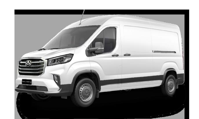 2021 LDV Deliver 9 LWB (High Roof) Van