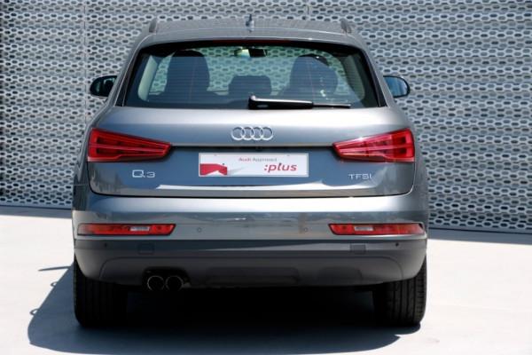 2016 Audi Q3 8U MY16 TFSI Suv Image 4