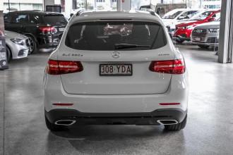 2018 Mercedes-Benz Glc-class X253 GLC350 d Wagon Image 3